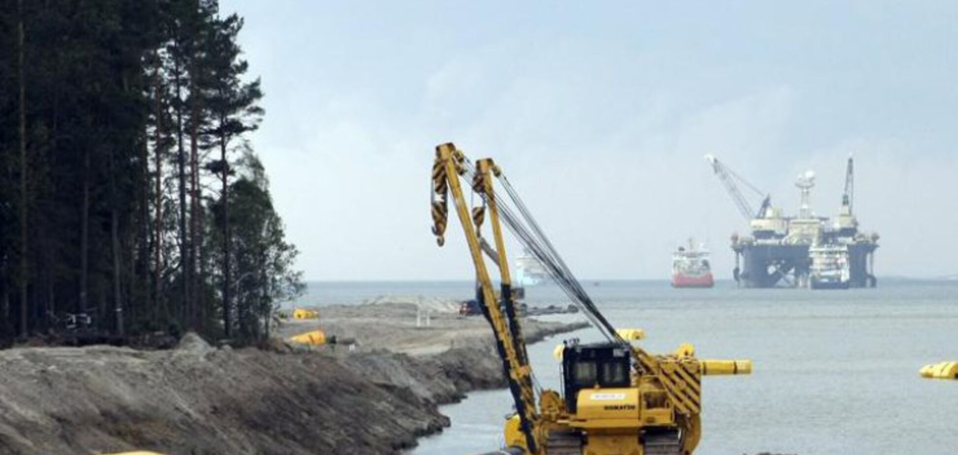 'Північний потік-2': наслідки для екології