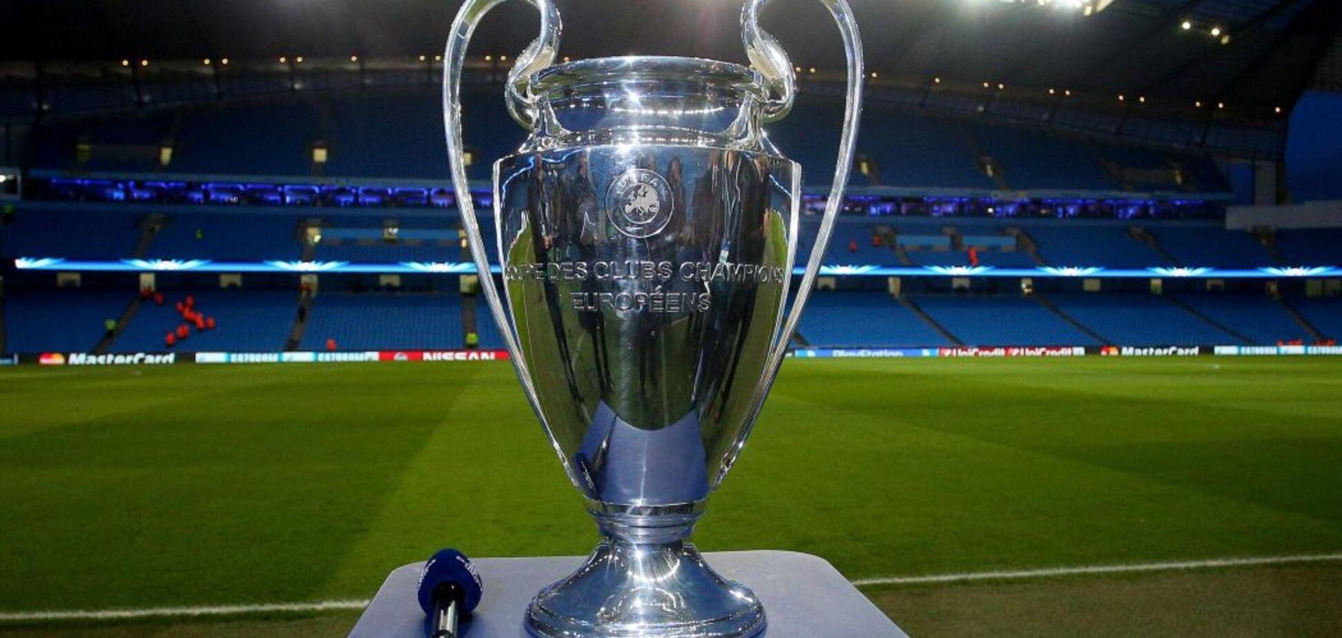 До Маріуполя привезуть головний футбольний трофей Європи