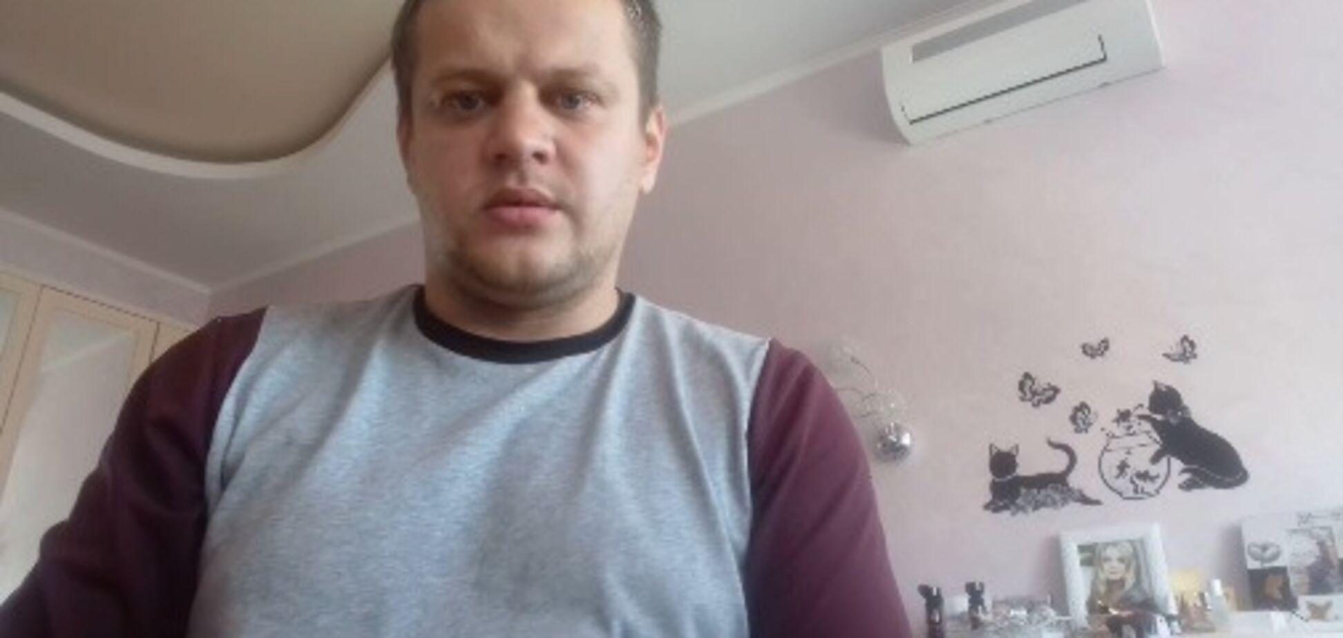 Прозрел? Потерявший семью в Кемерово Востриков выступил против росСМИ
