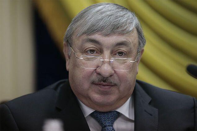 Суддя Віктор Татьков