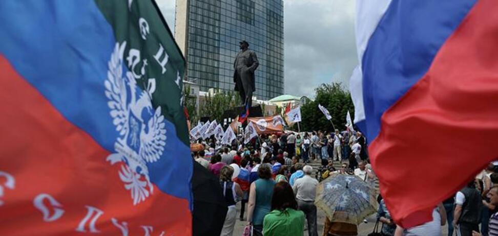 О реальных настроениях жителей в Донецке