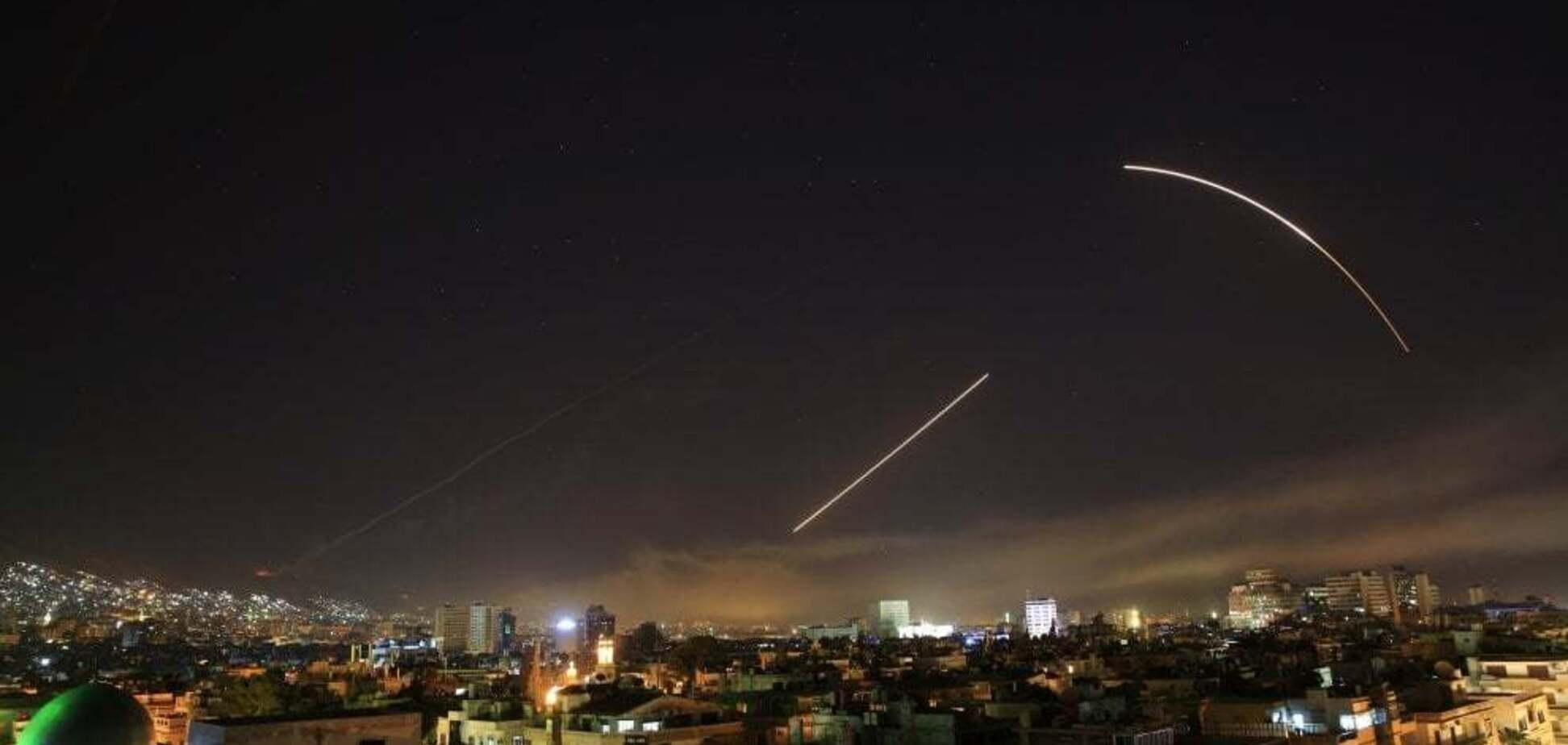 'Похоже на 'договорняк': в ракетном ударе по Сирии увидели странное