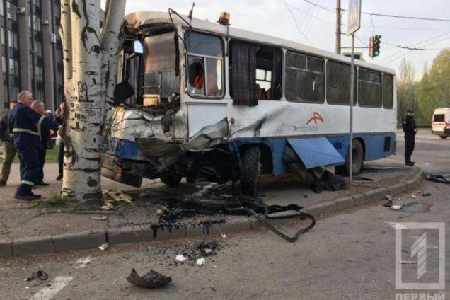Жуткое ДТП в Кривом Роге: в МВД пригрозили
