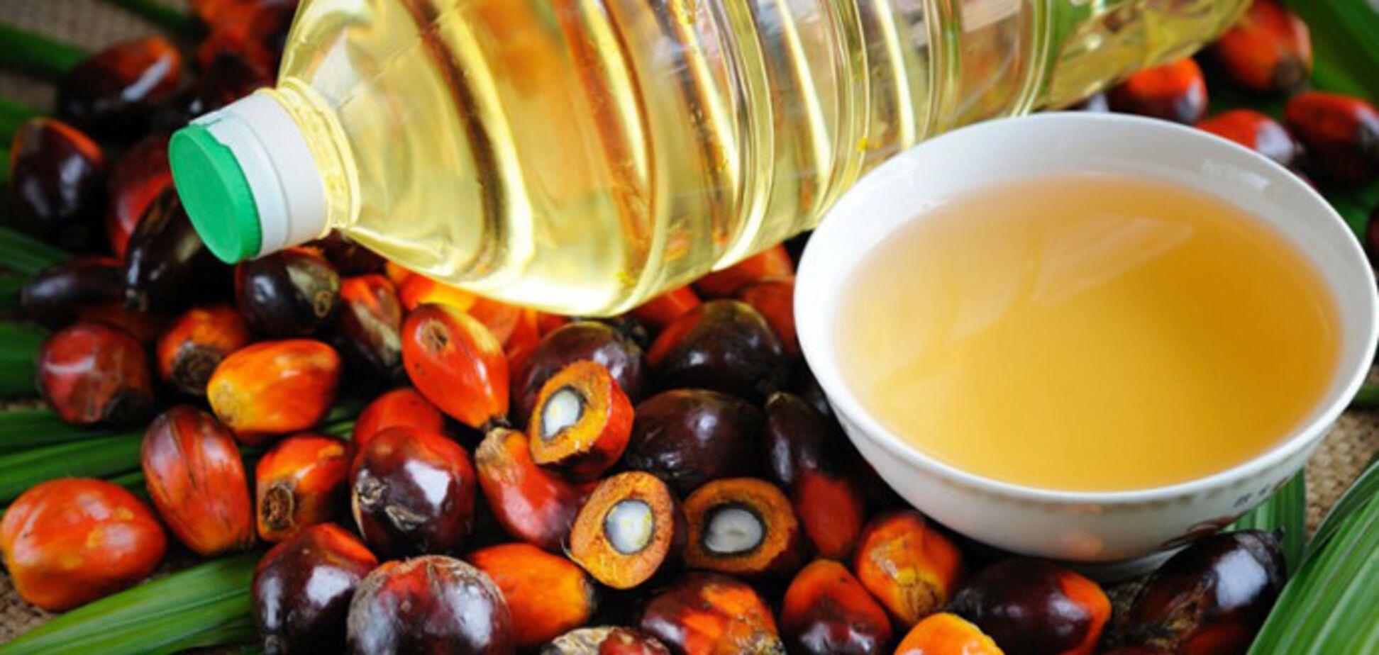 В Україні заборонять небезпечну пальмову олію: що це значить