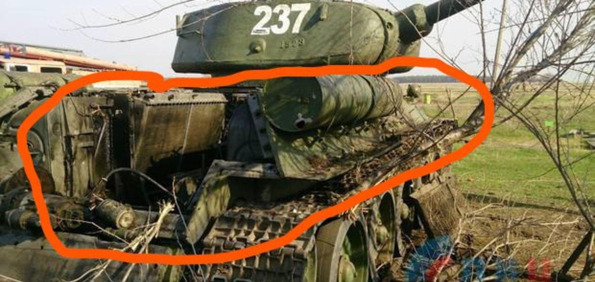'Розгром' армади під Луганськом: викрито гучний фейк 'ЛНР'