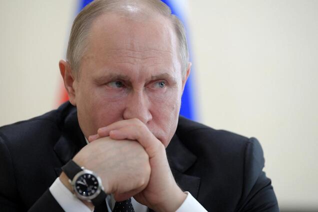 У Путина обнаружили опасную