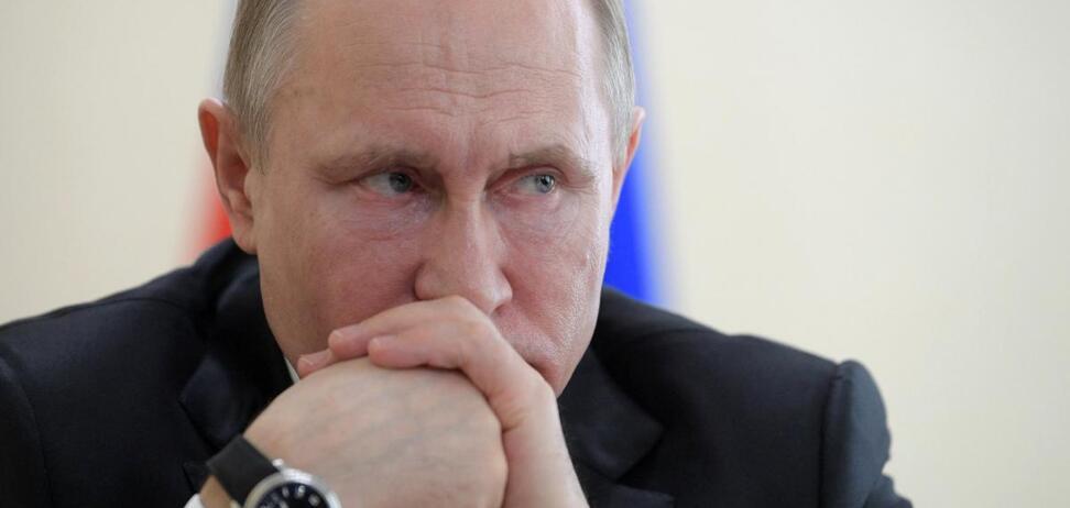 У Путина обнаружили опасную 'болезнь'