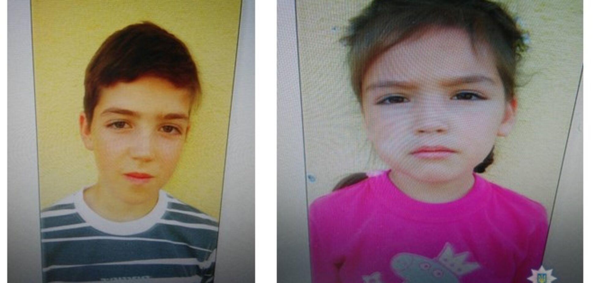 З притулку під Києвом викрали чотирьох дітей: опубліковані фото
