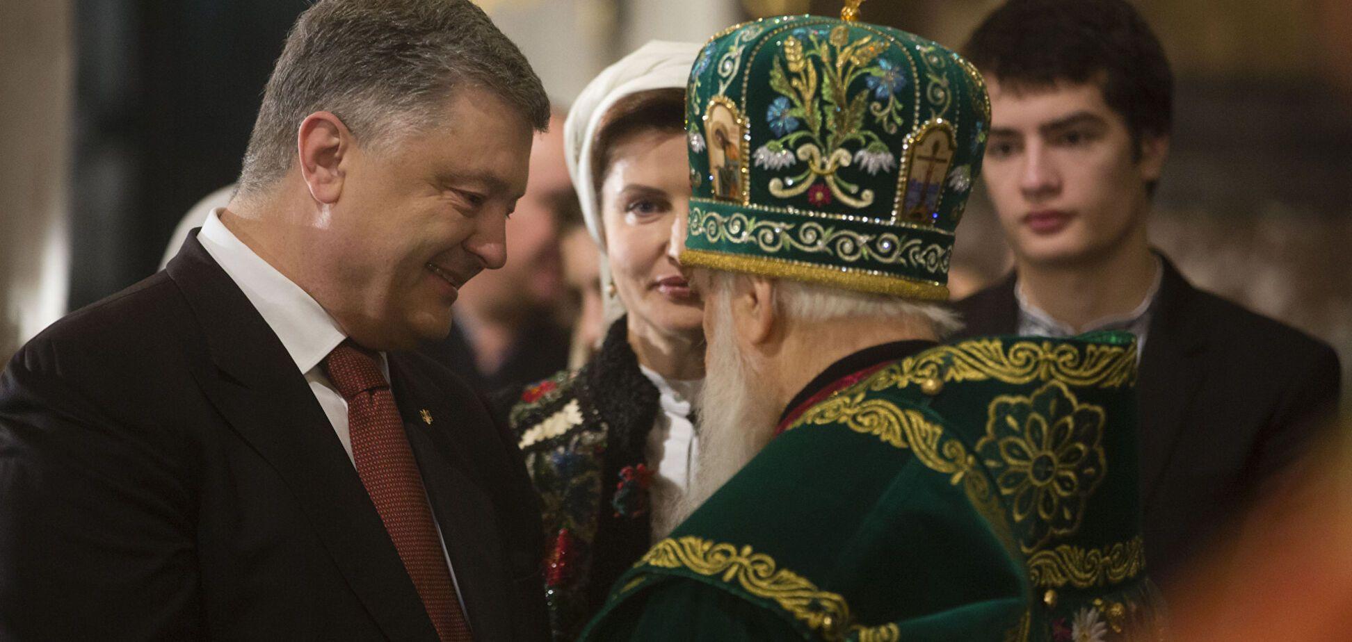 Московська церква має право на існування в Україні