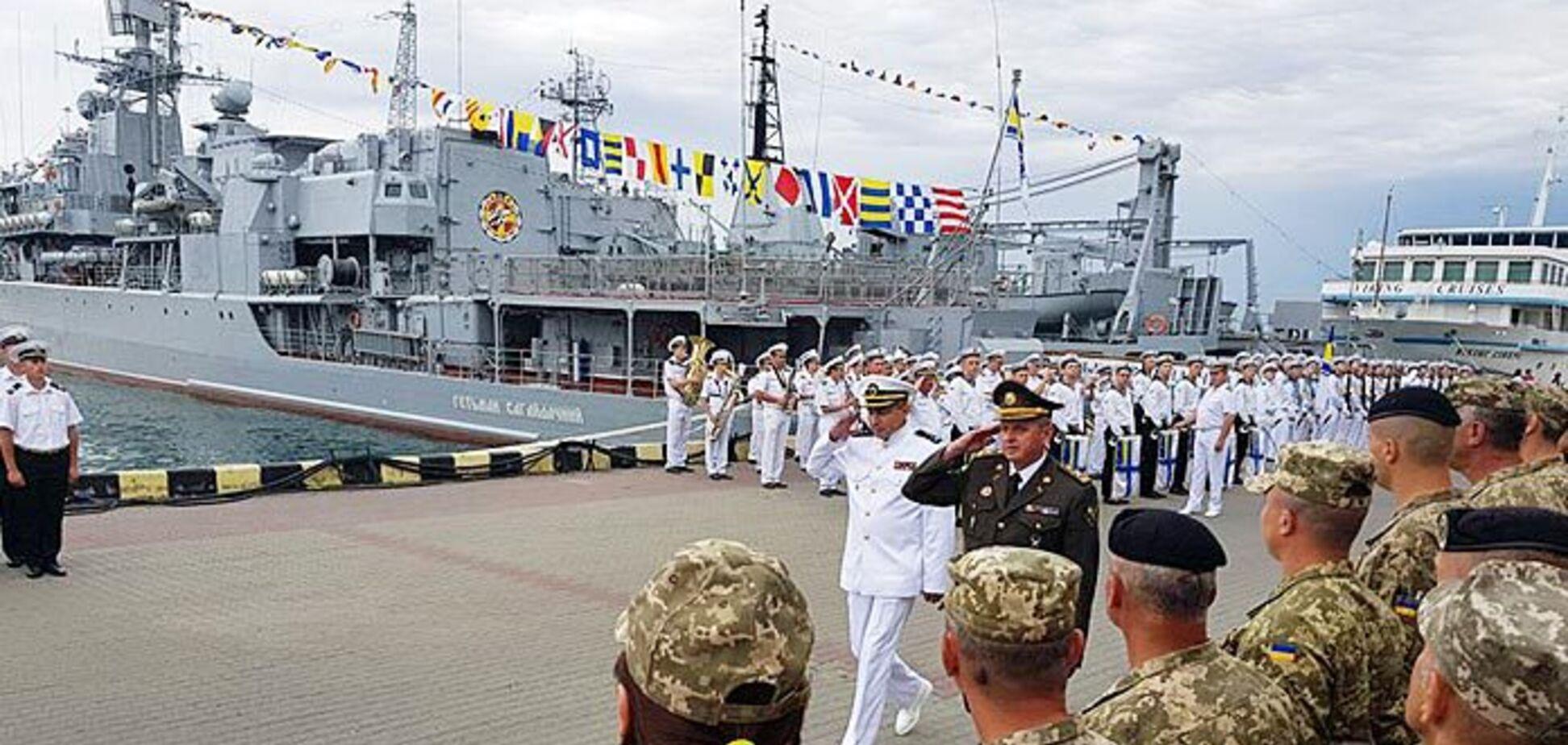 Погроза офіцерів кинути Україну: в ВМС дали ухильну відповідь