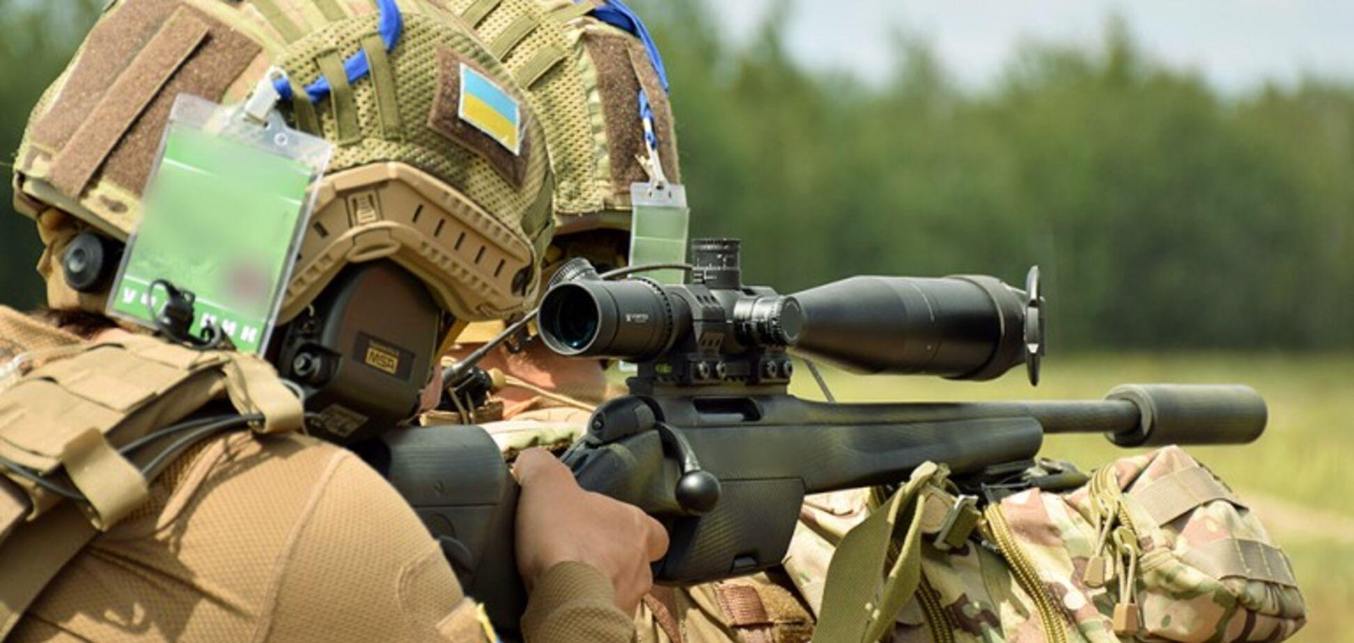 Чем ВСУ отвечают вражеским снайперам на Донбассе