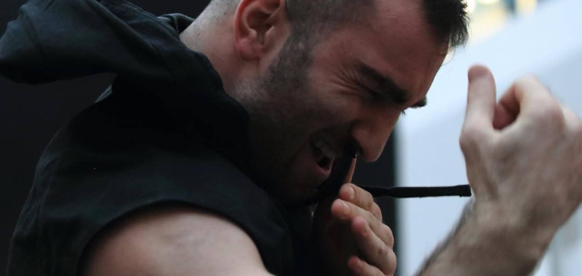 'Нравится бить людей': соперник Усика сделал откровенное признание