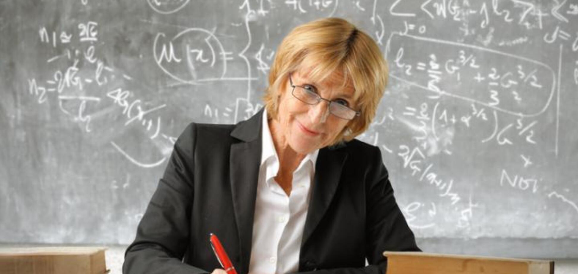 Украинские учителя поборются за 250 тыс. грн