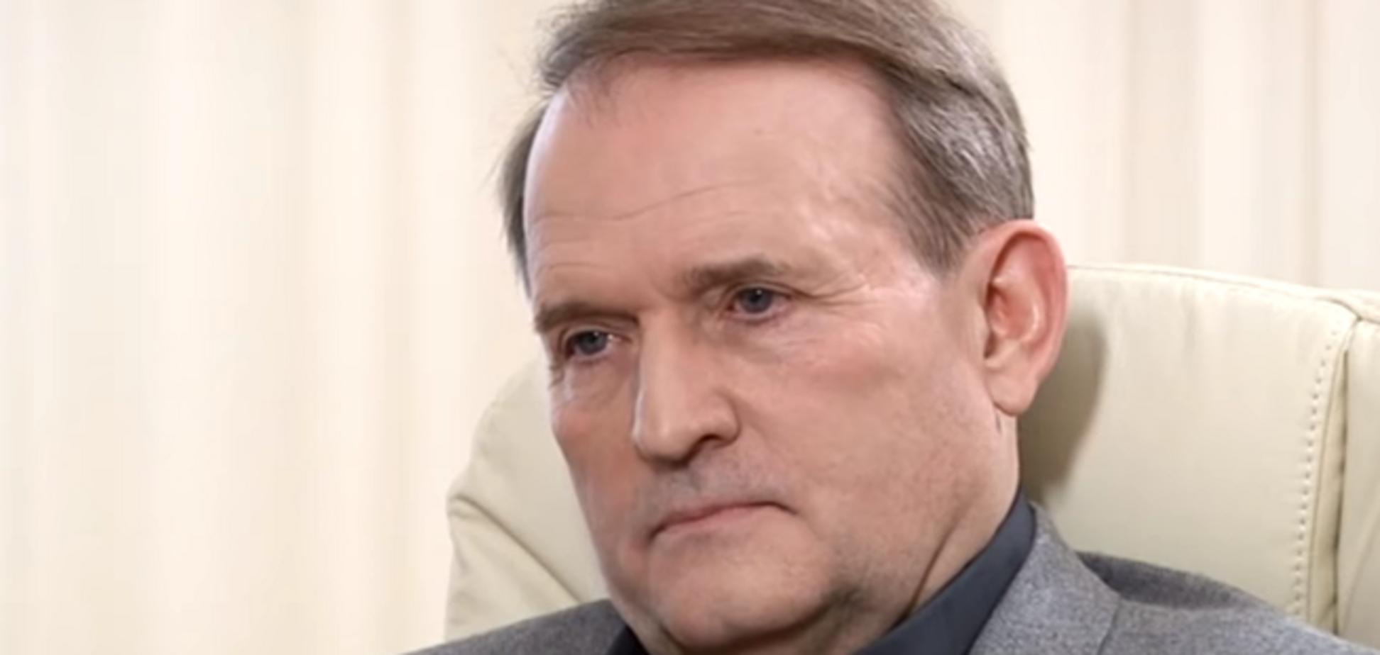 'Медведчук - не агент Кремля': сестра Савченко заступилася за кума Путіна