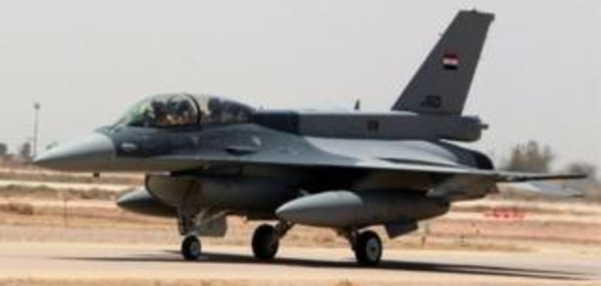 Ирак нанес удары по ИГИЛ в Сирии