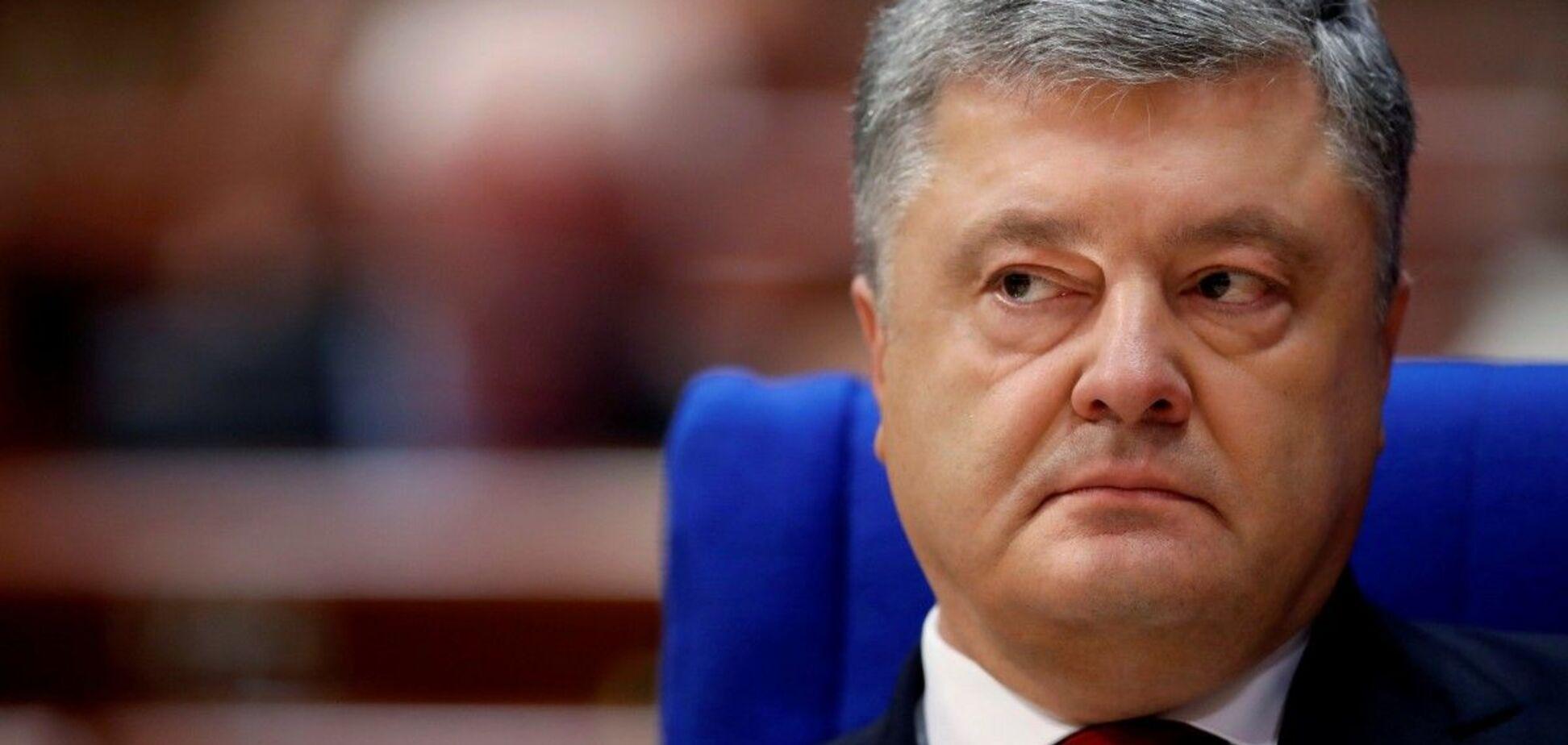 Есть условие: Порошенко предложил лишать крымчан гражданства Украины
