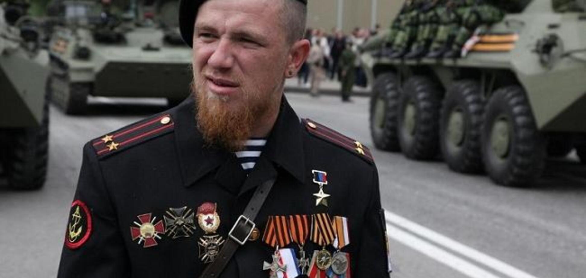 Заплевать же могут: в 'ДНР' странным образом почтили 'героя' Моторолу