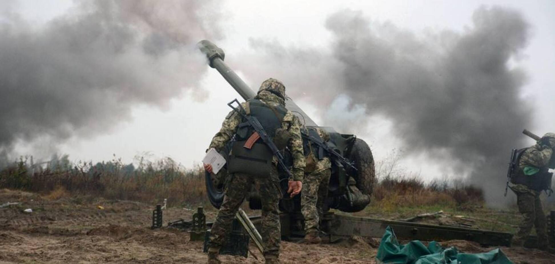 На Донбасі пройшли жорсткі бої