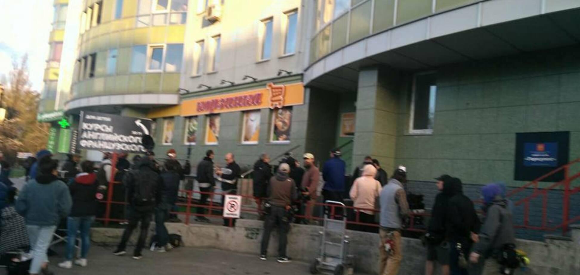 'Остается Россией': в Киеве произошел спор из-за 'превращения' в Москву
