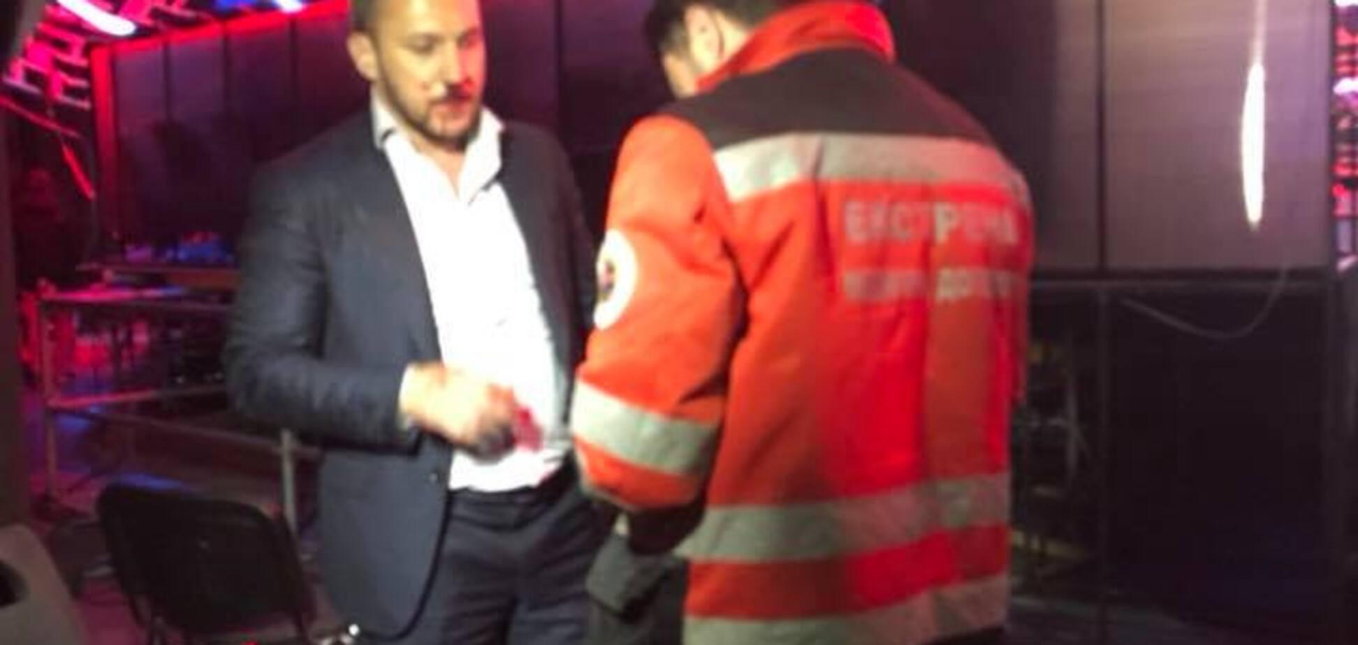 'Вместо лица - задница': Мельничук высказался о драке с Линько