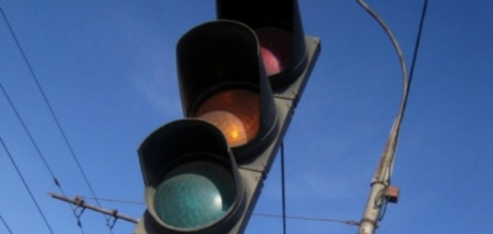 В Украине отменят желтый сигнал светофора? В Кабмине все объяснили