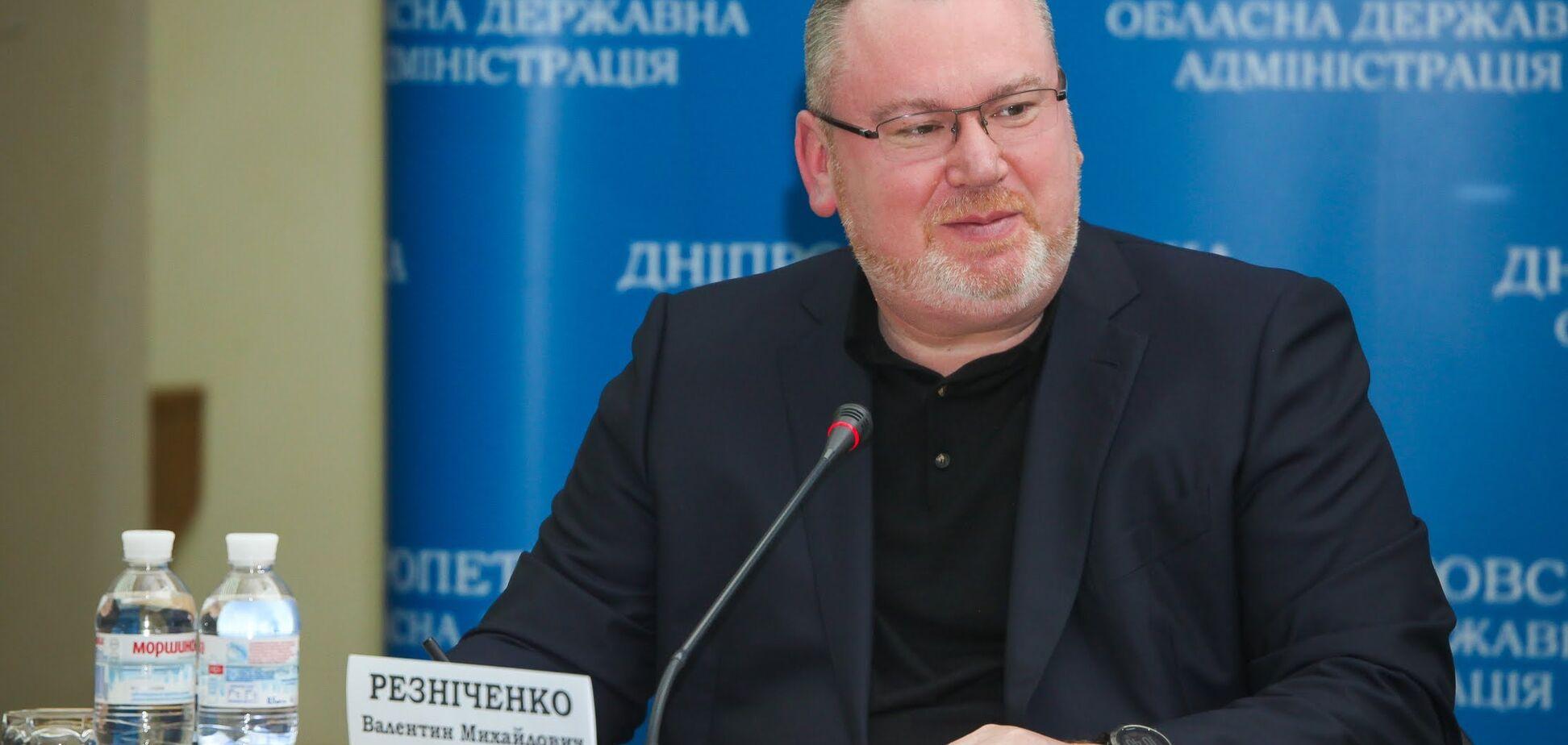 Резниченко: при содействии Днепропетровской ОГА первая в области мини-гидроэлектростанция сдана в эксплуатацию