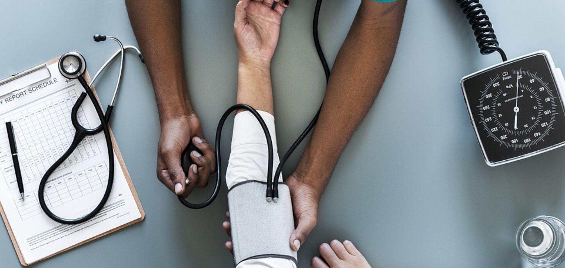 Лікарі 'оновили' діагноз 'гіпертонія'