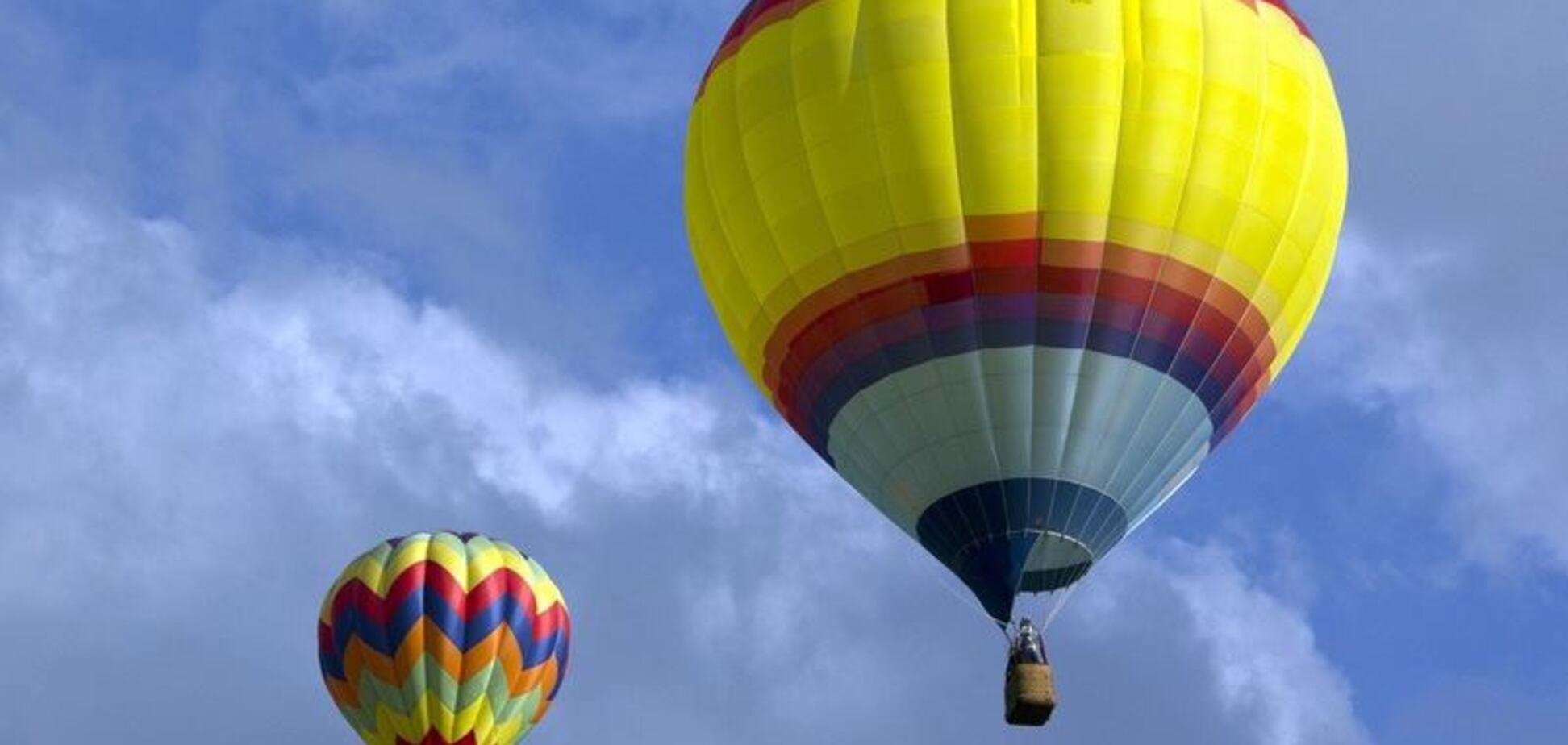 Фестиваль воздушных шаров на Киевщине, 06.06-09.05