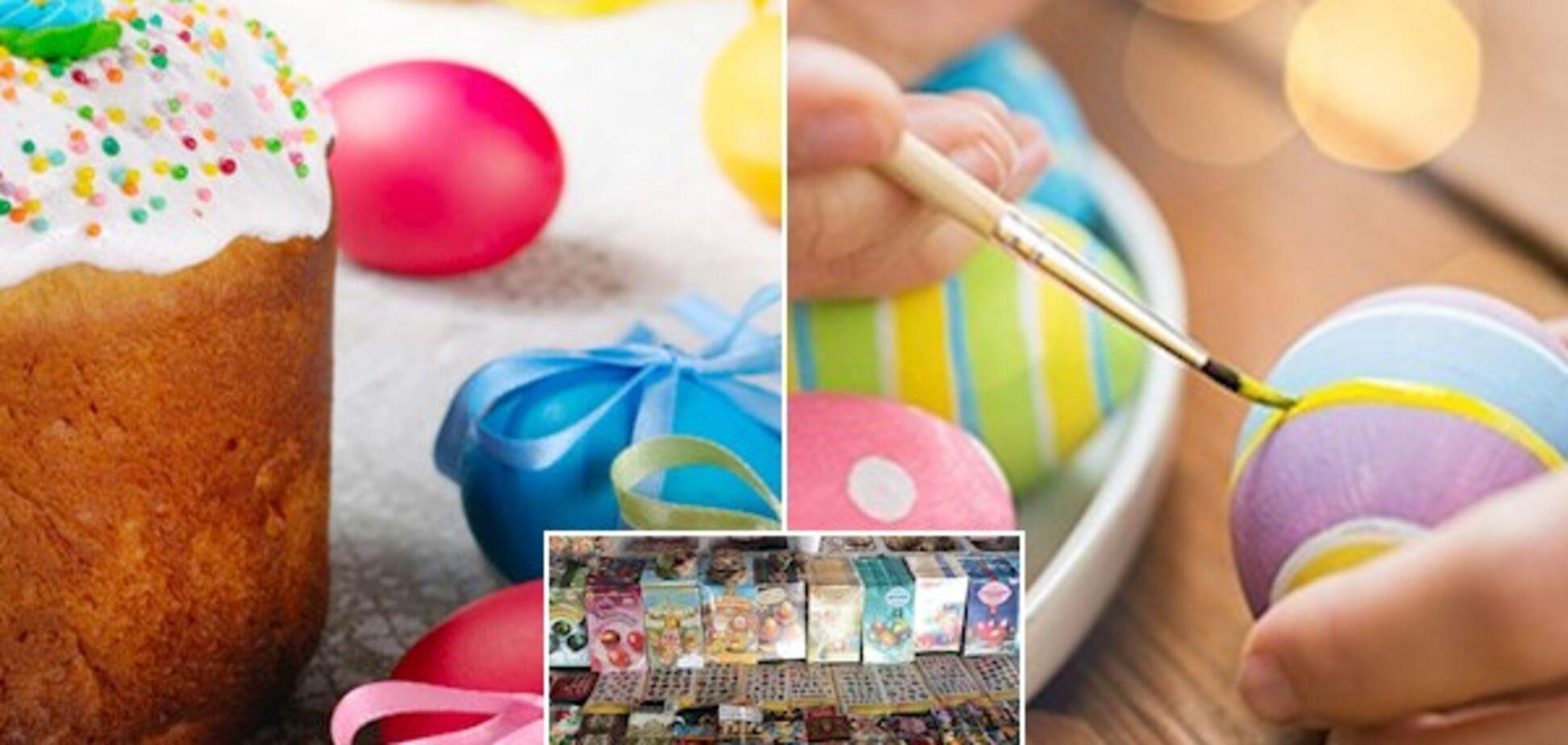 Фарби для яєць: українців попередили про серйозну небезпеку