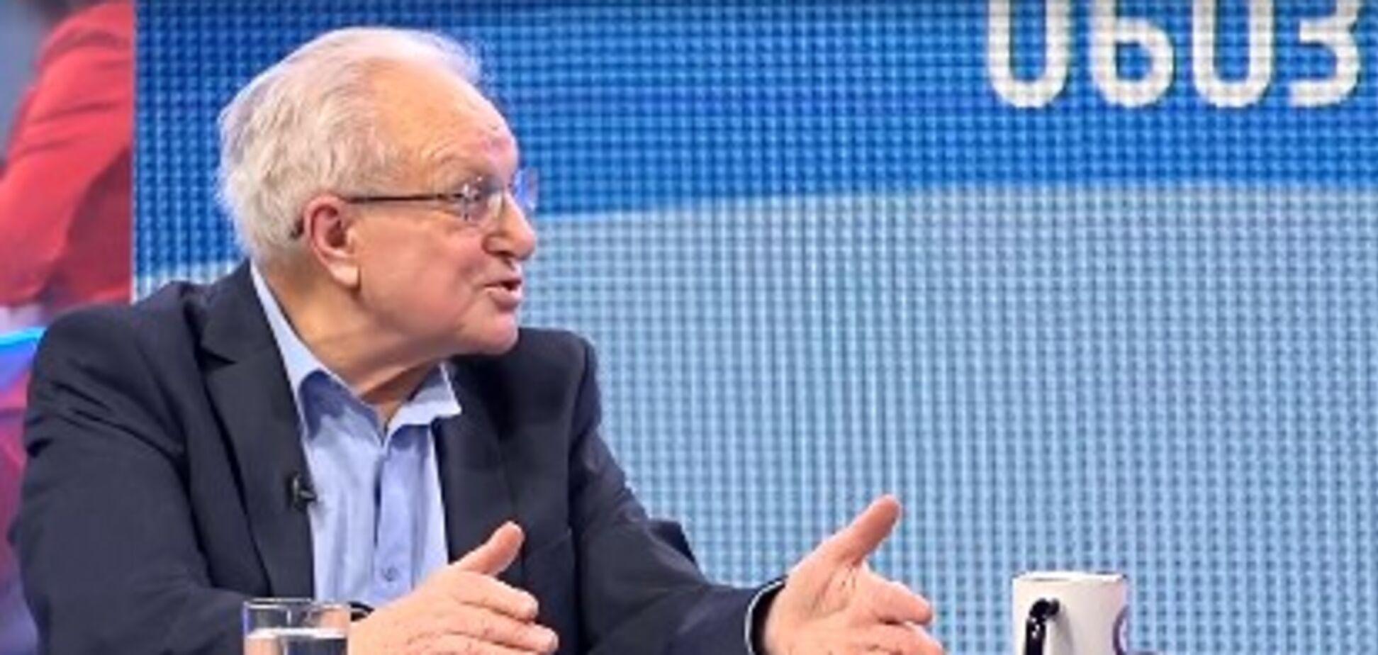 Посол Украины обвинил Россию в тяжком военном преступлении