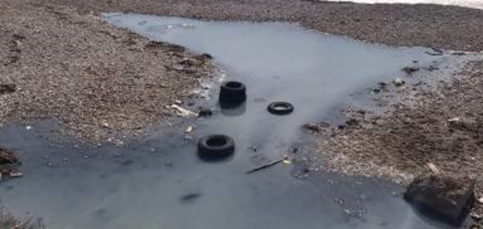 Экологические катастрофы Крыма: пляжи в нечистотах, и не только