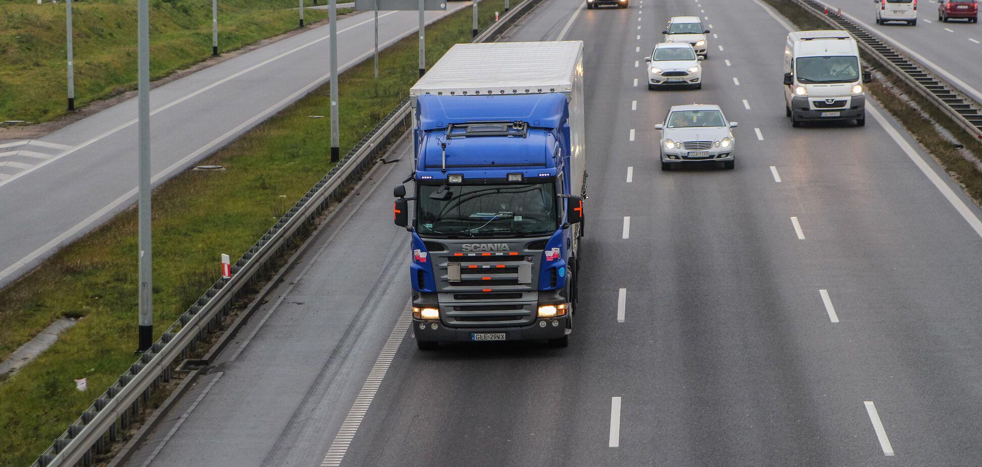 Польша решила построить скоростное шоссе в Украину
