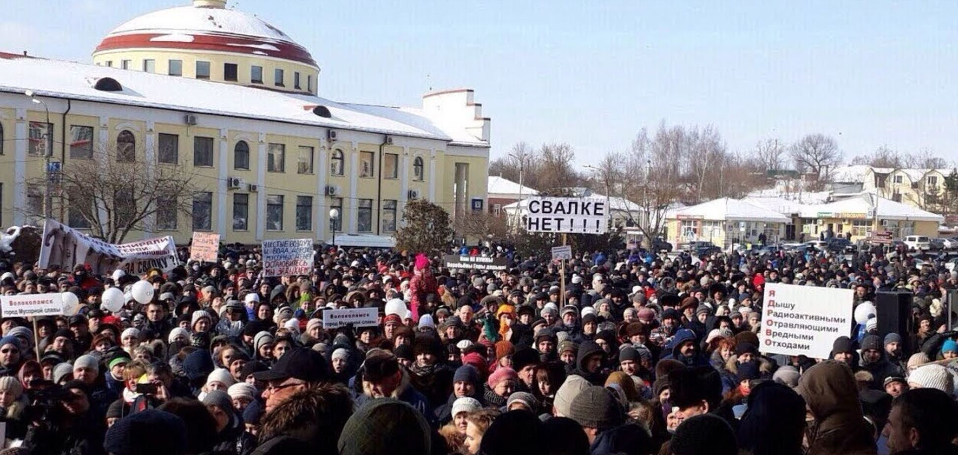 Национальная катастрофа в России: мозги промыты основательно