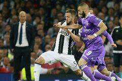 Розгром! Ювентус - Реал: онлайн-трансляція матчу 1/4 фіналу Ліги чемпіонів