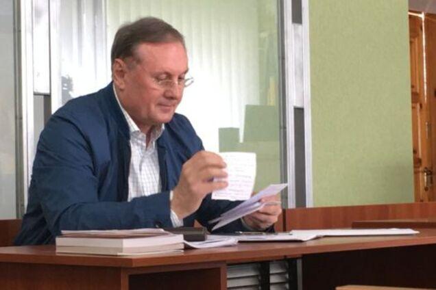 Ефремов в суде
