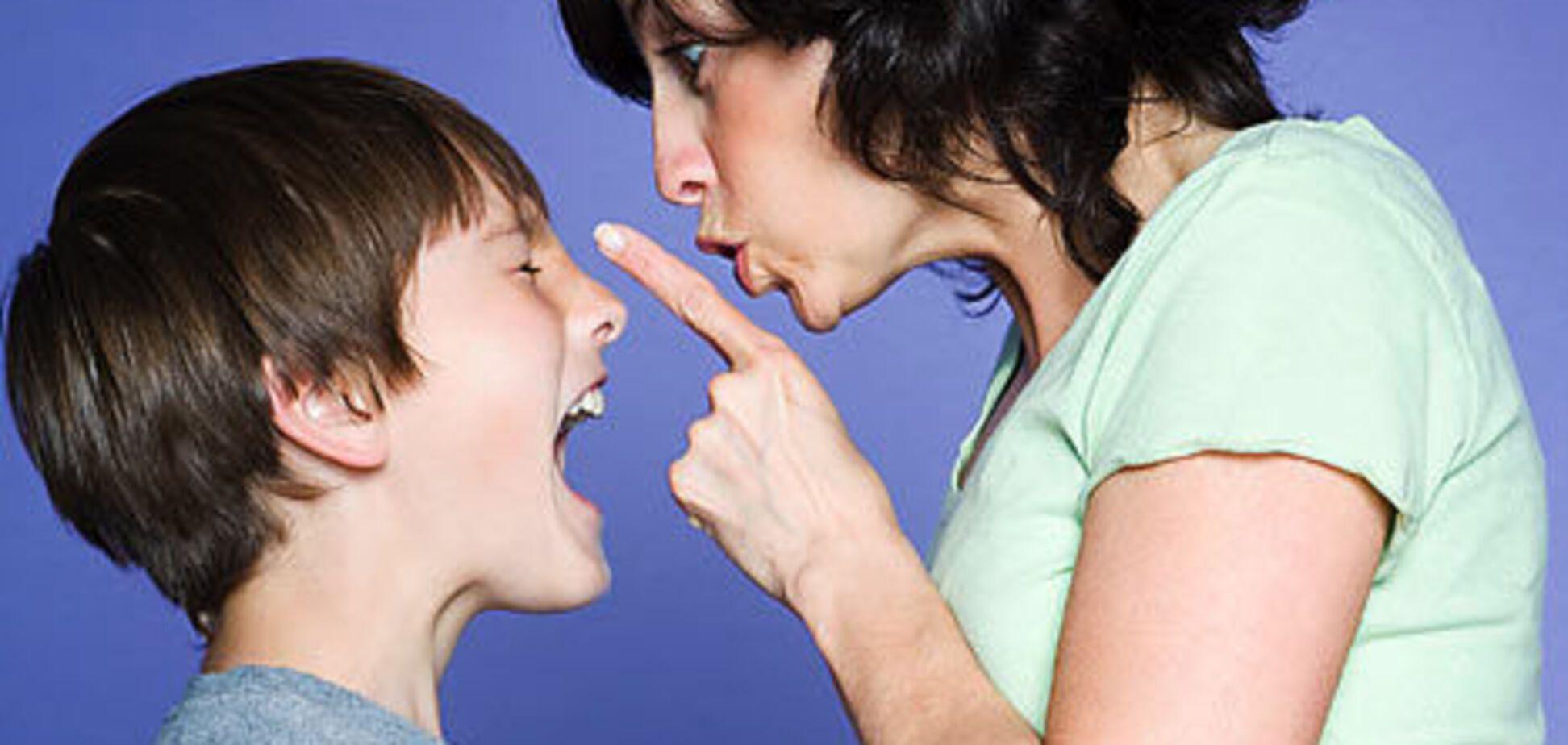Три причины агрессии к детям