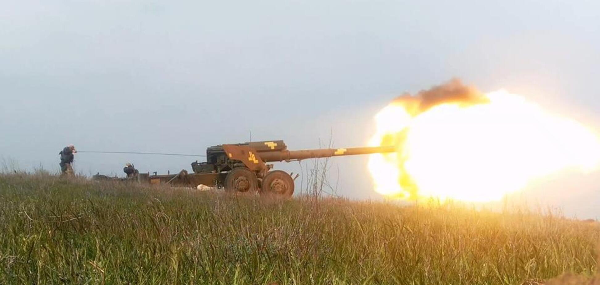 ВМС України подражнили окупантів біля Криму