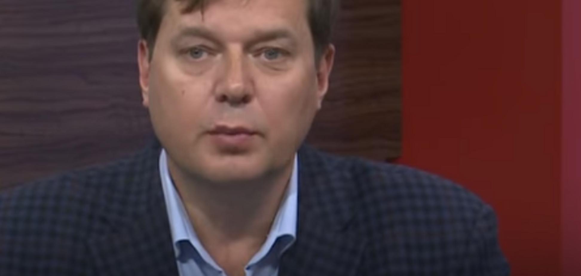 'Стався переворот': нардеп в ефірі заявив про 'фашистську' окупацію України