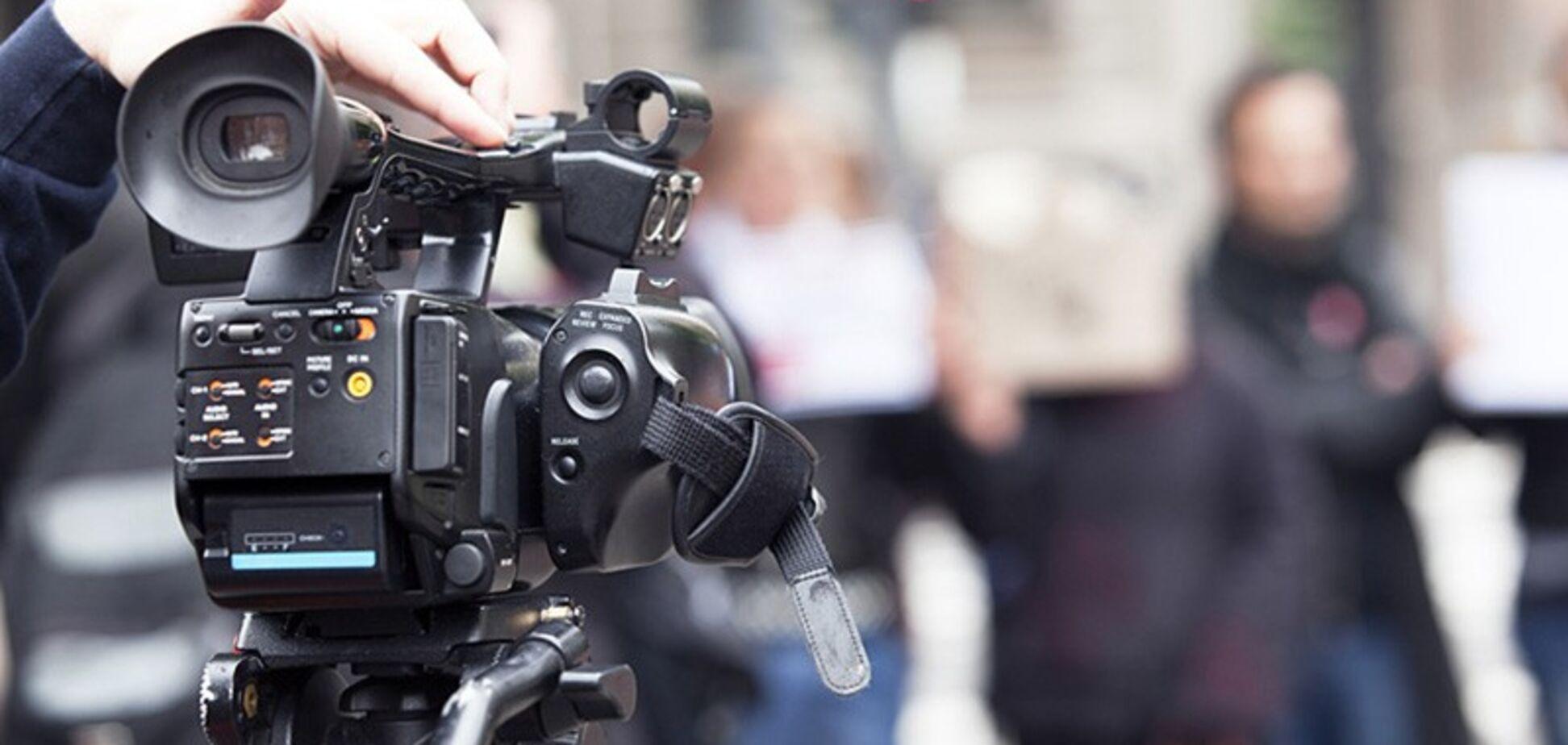 На Тернопільщині сильно побили журналістів під час зйомки