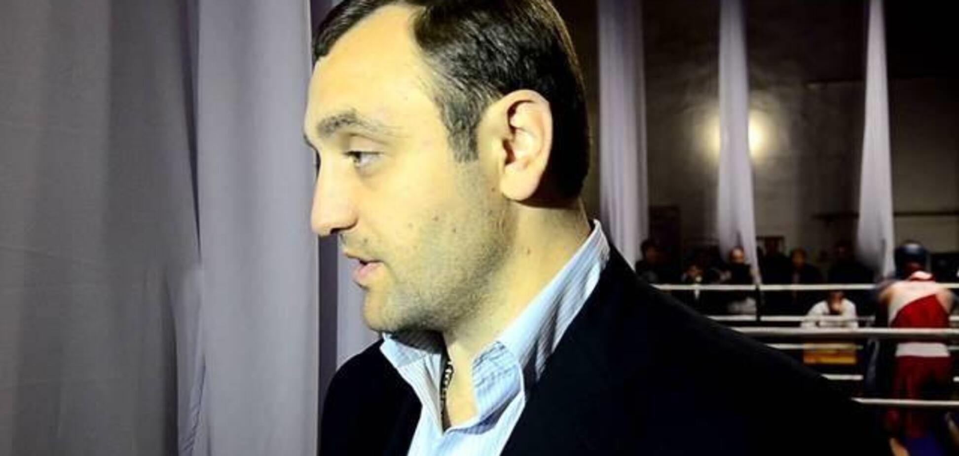 ГПУ направила Франції запит на екстрадицію скандального 'тітушковода'