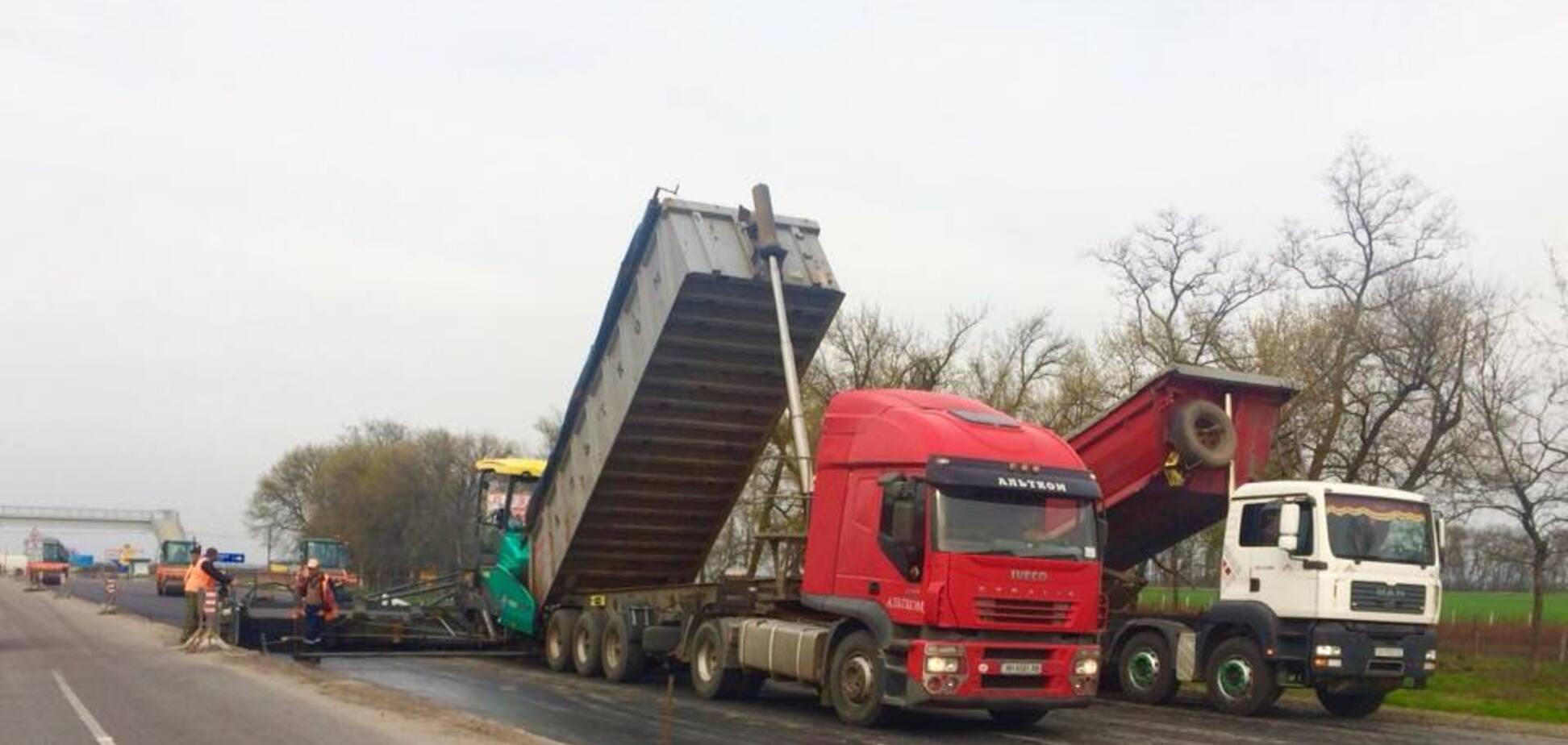 Везла більше 200 тонн: в Україні затримали фуру-антирекордсмена
