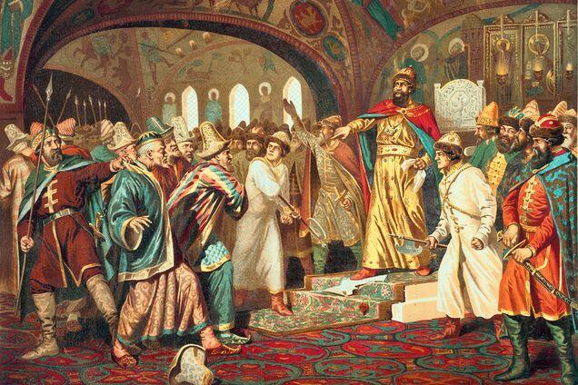 Москву подняла Золотая Орда – украинский историк