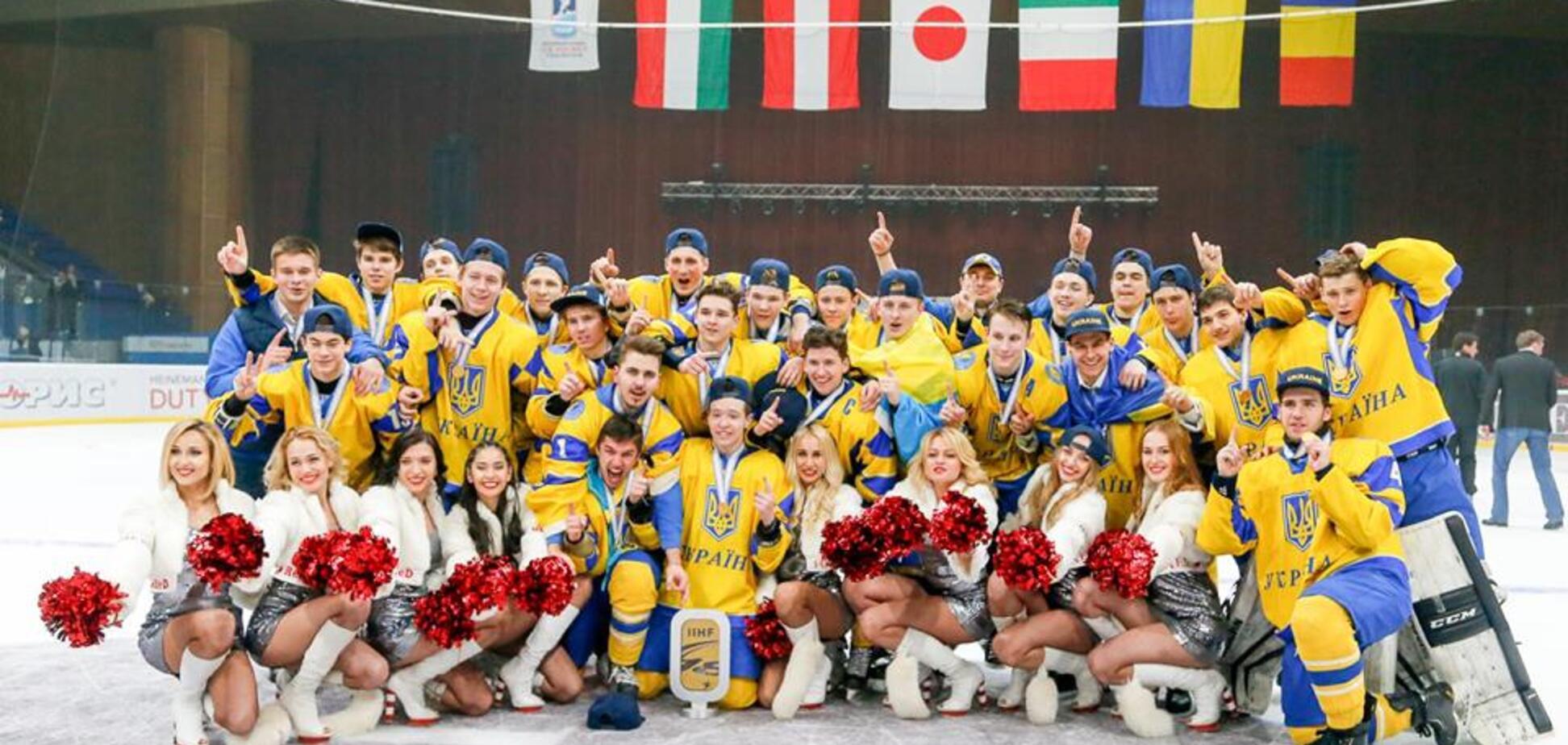 'Ще не раз!' Порошенко захопився українськими хокеїстами