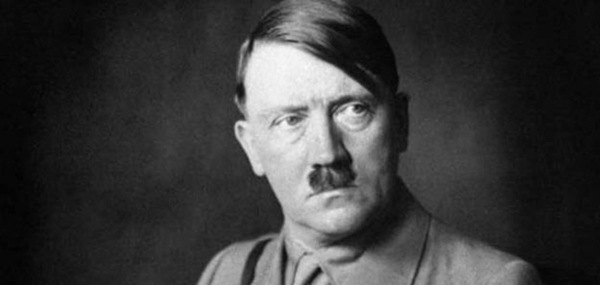 Гітлер - антилюдина століття: влада та кохання