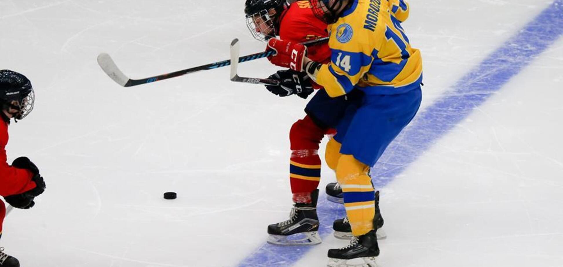 Як Україна виграла ЧС з хокею U-18: опублікований огляд матчу