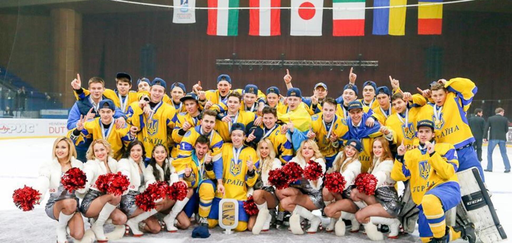 Палац спорту в Києві фантастично виконав гімн України на ЧС з хокею