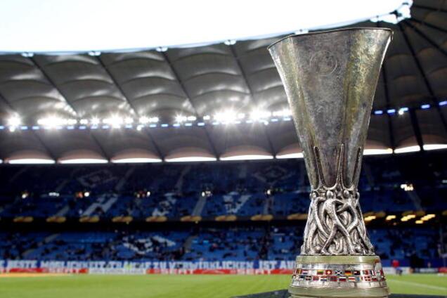 Кубок Лиги Европы УЕФА был украден