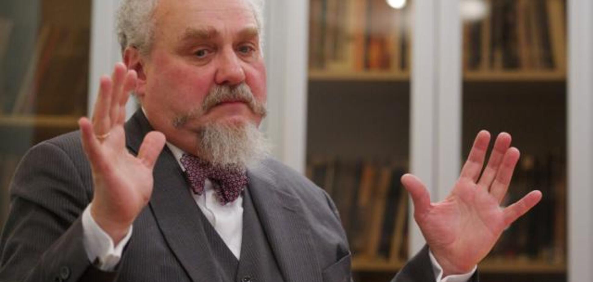'Звільняти не потрібно': Зубов запропонував вирішення питання Криму та Донбасу