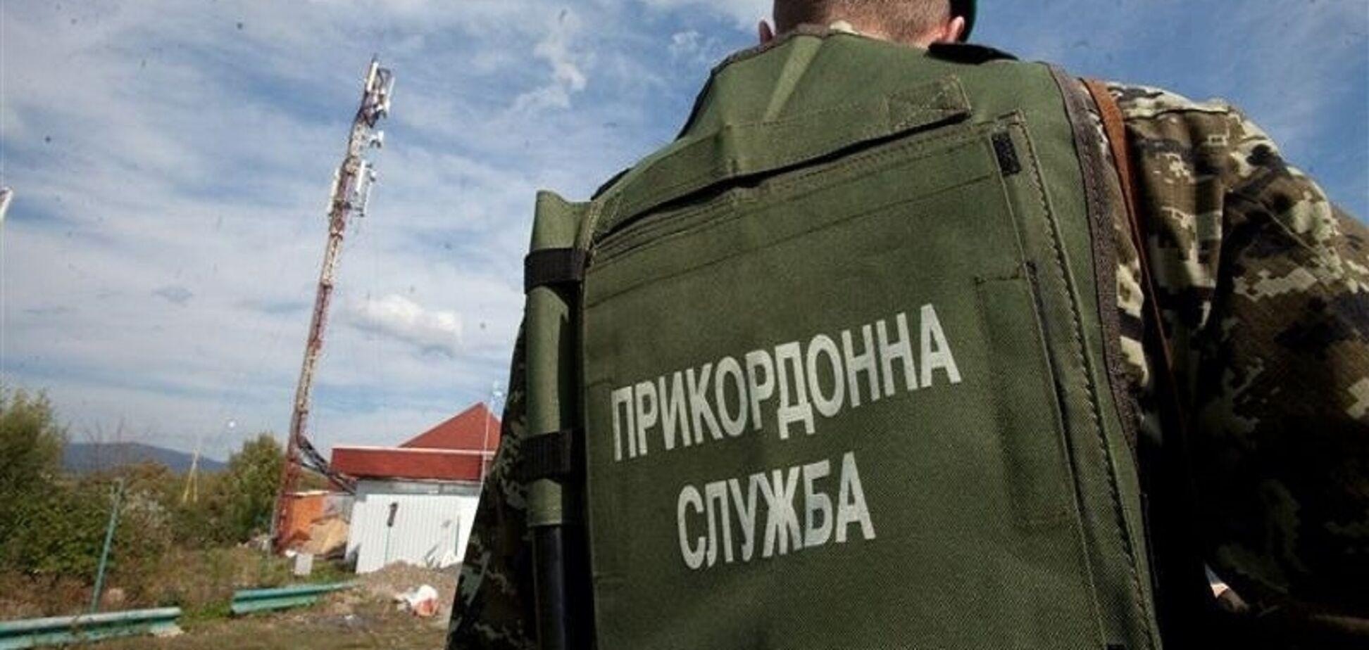Українські прикордонники затримали російського корупціонера