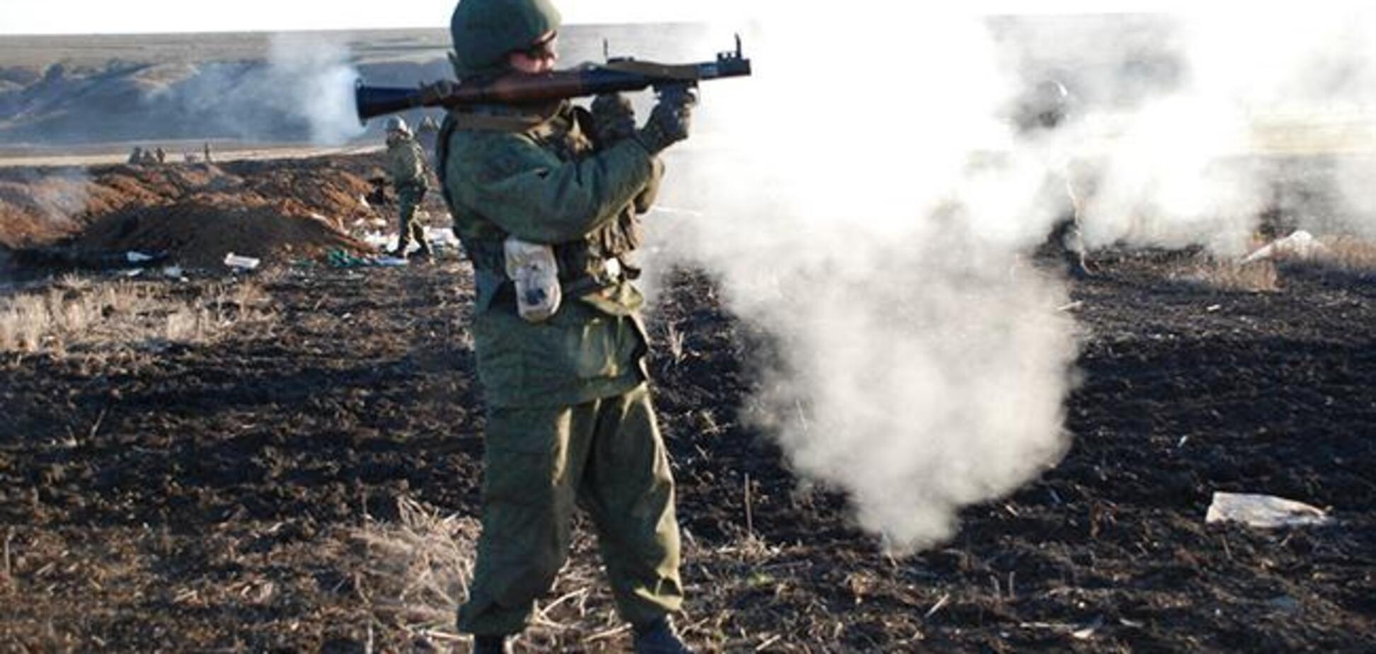 АТО на Донбасі